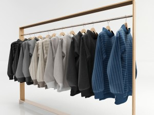 clothes hanger 3d obj 3D Models Download Available formats