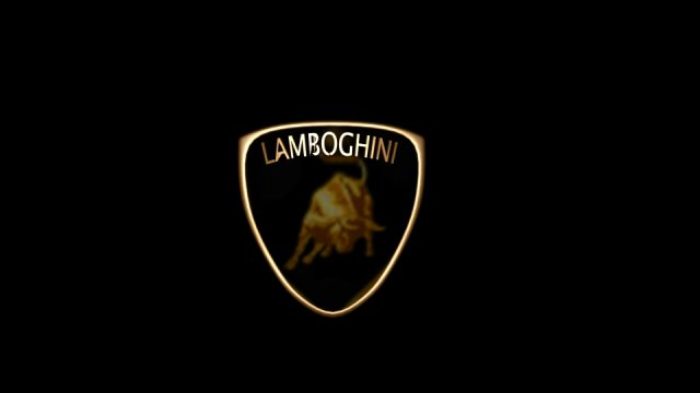 Logo Lamborghini 3d Idea Di Immagine Auto