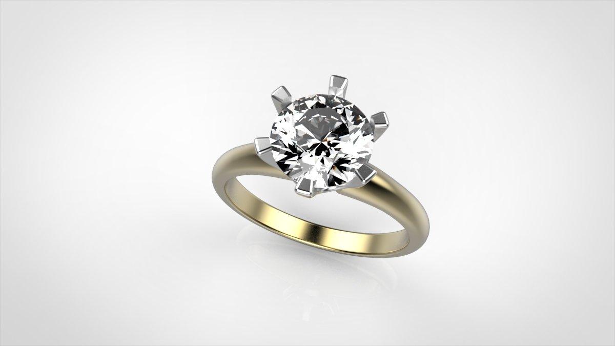 400d9c183 Tiffany engagement ring. Remove Bookmark Bookmark This Item