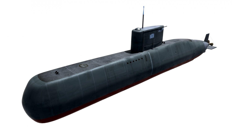 Submarine 3D Models - Download Submarine 3D Models 3DExport