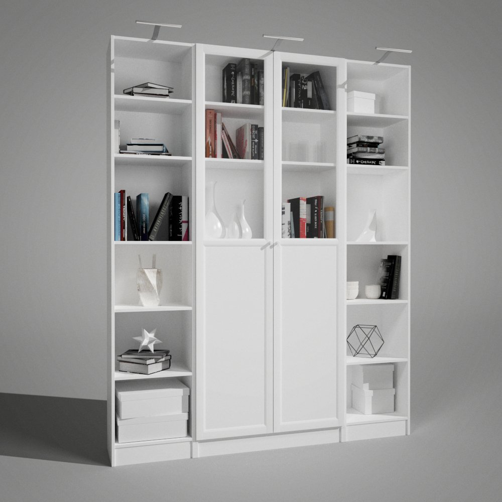 Shelf And Books Decor Collection 3d Model In Shelving 3dexport