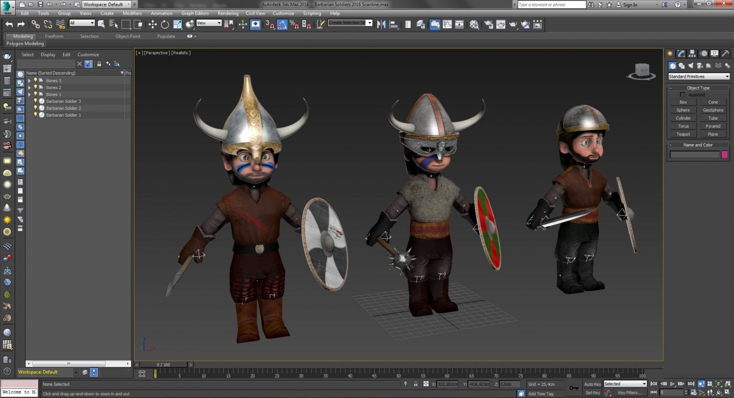 3ds max 2020 toon | Autodesk Unleashes 3ds Max 2020  2019-05-09