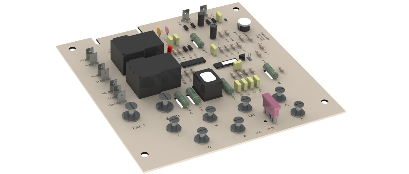 generic circuit board 3d model in other 3dexportgeneric circuit board 3d model