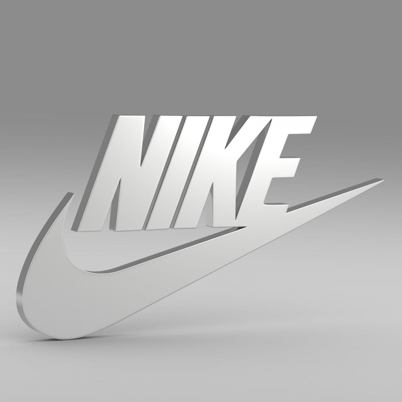 Nike Logo 3d Model In Other 3dexport