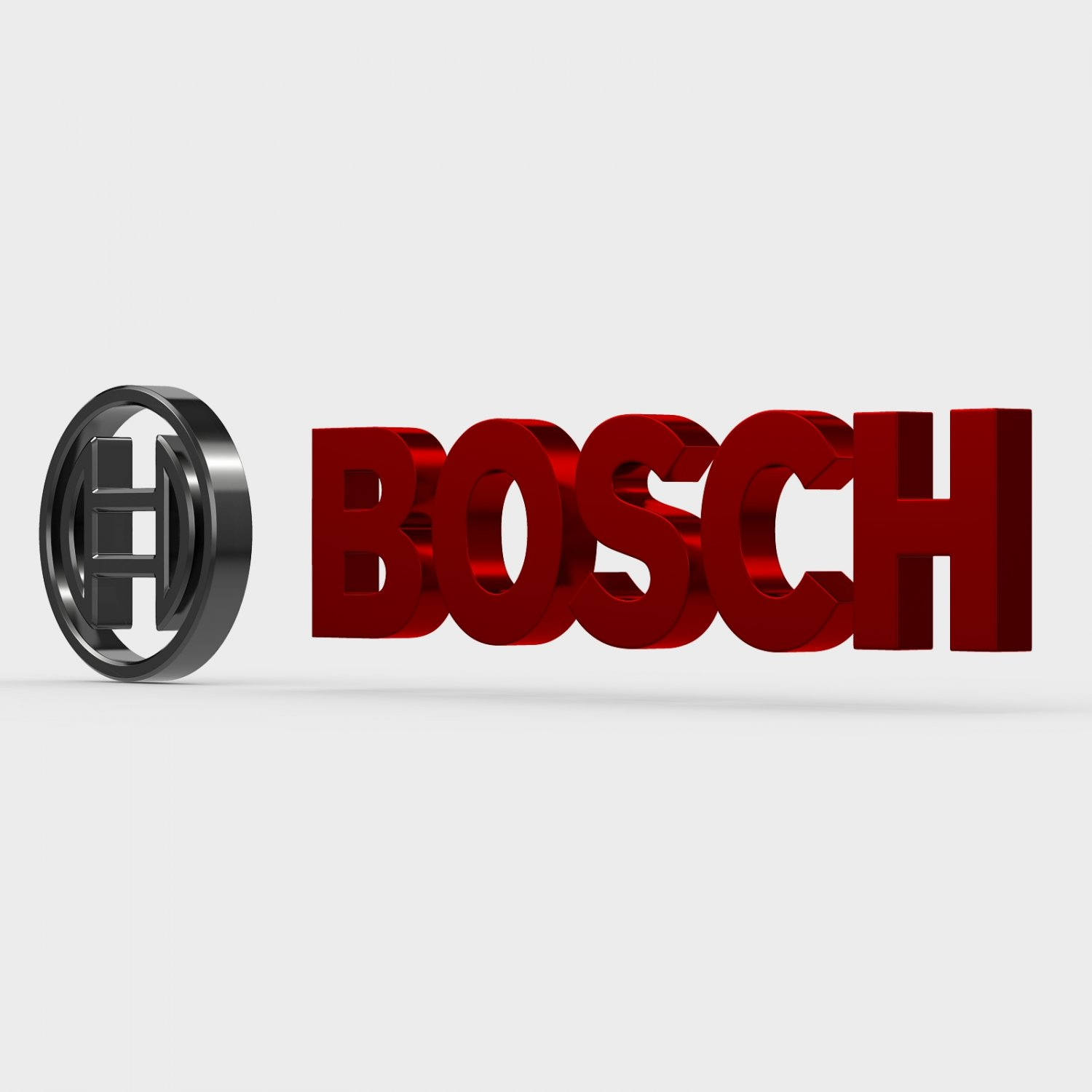 Bosch Logo 3d Model In Other 3dexport