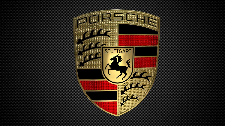 Porsche Logo 3d Model In Parts Of Auto 3dexport