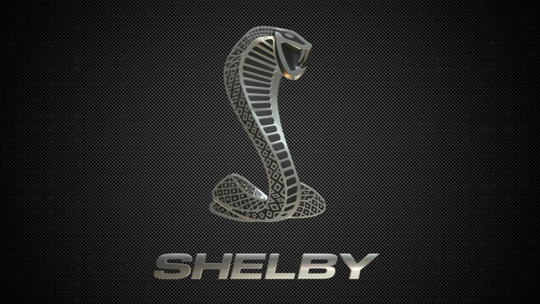 Shelby logo 3D Модель in Запчасти 3DExport