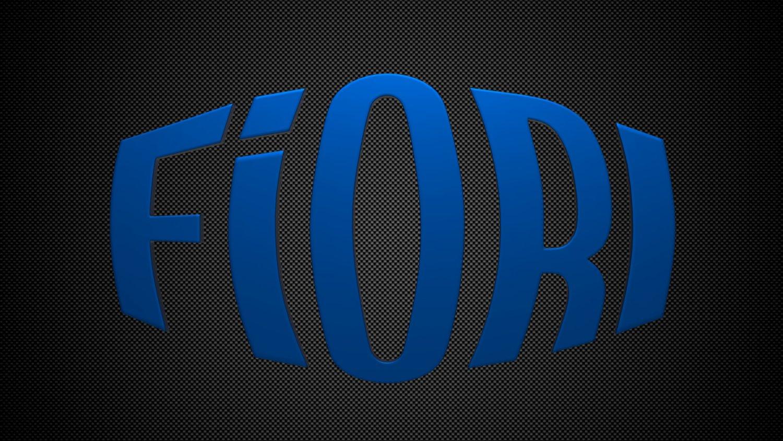 Fiori 3ds.Fiori Logo 3d Model In Parts Of Auto 3dexport