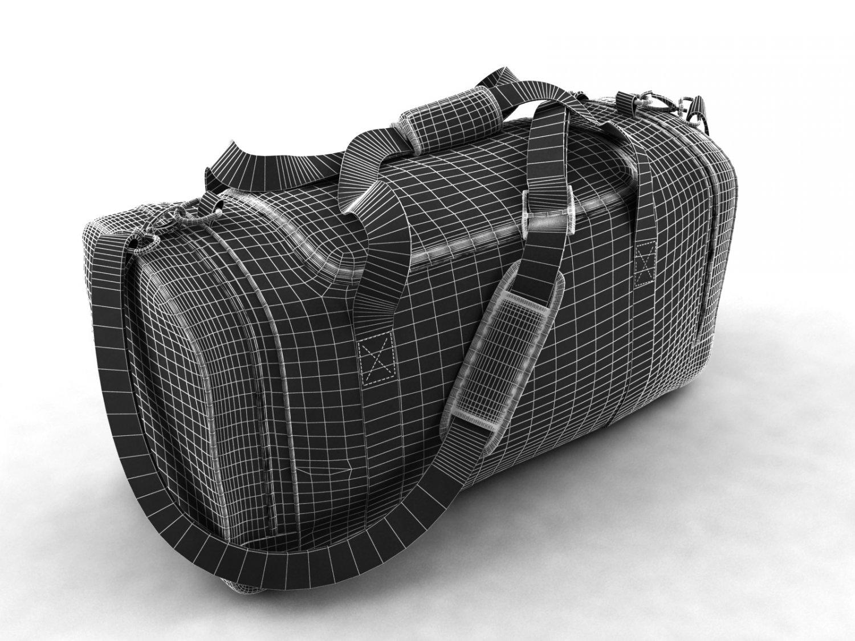 97046cbeed Sport bag 3D Model in Sports Equipment 3DExport