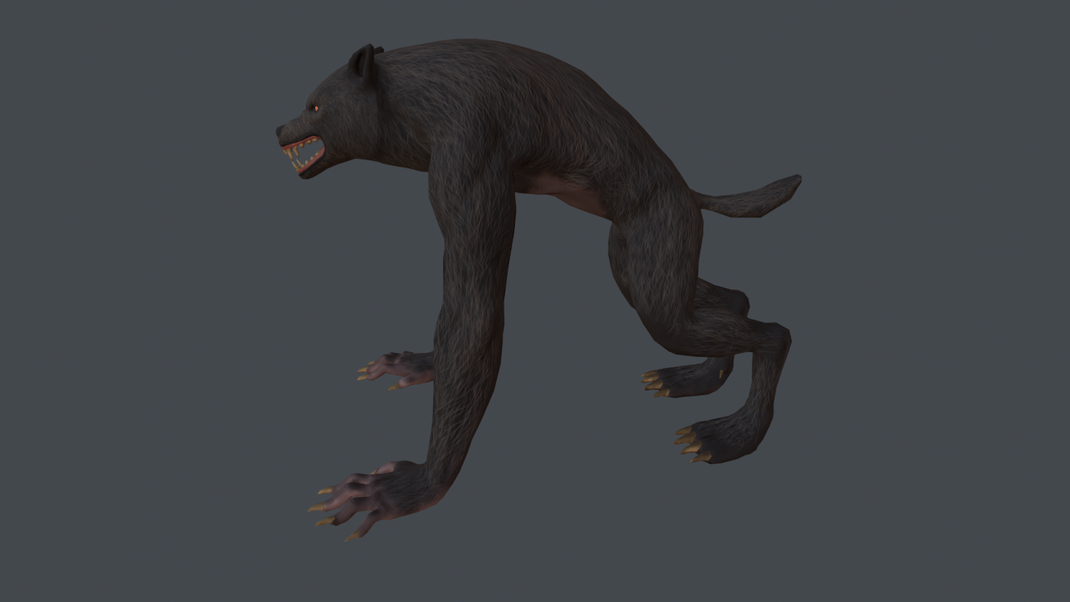 3d werewolf pics xxx photos