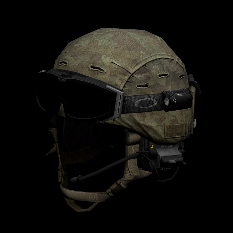 Military Helmet 3D Model in Armor 3DExport