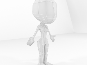 Chibi 3D Models - Download 3D Chibi Available formats: c4d, max, obj