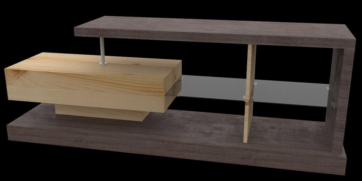 Muebles para cocina y sala 3D-Modell in Dekoration 3DExport