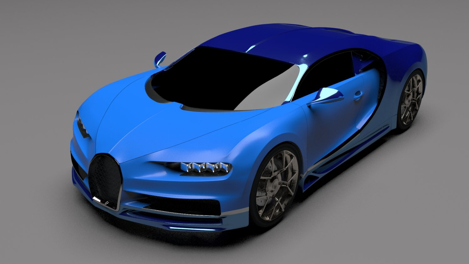 bugatti chiron 3d model in royal cars 3dexport