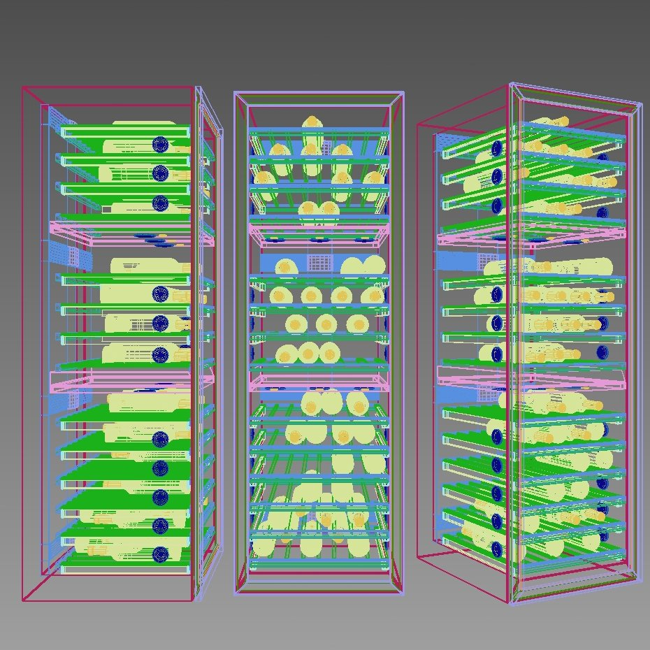 Miele KWT 1602 Vi MasterCool Wine Temperature Control Unit 3D Model in  Household Appliances 3DExport