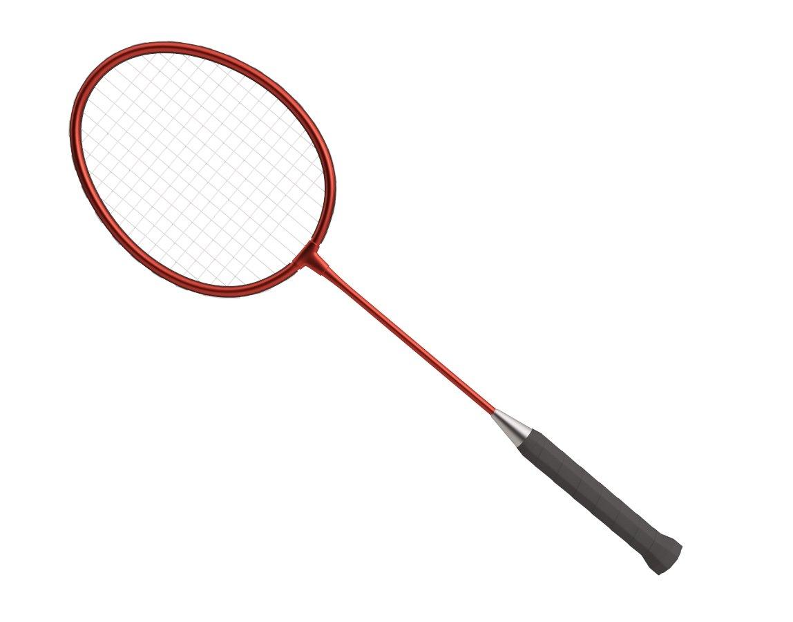 1f9fc1fe34 Badminton Racket 3D Model in Sports Equipment 3DExport