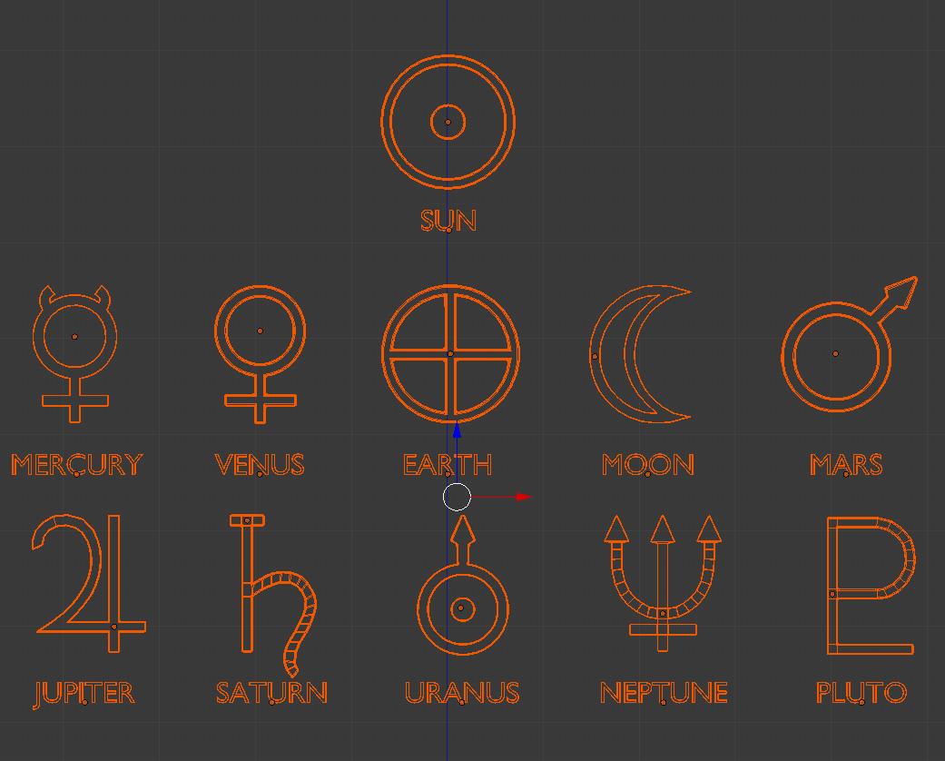 Solar system symbols from nasa free 3d model in other 3dexport solar system symbols from nasa remove bookmark bookmark this item buycottarizona
