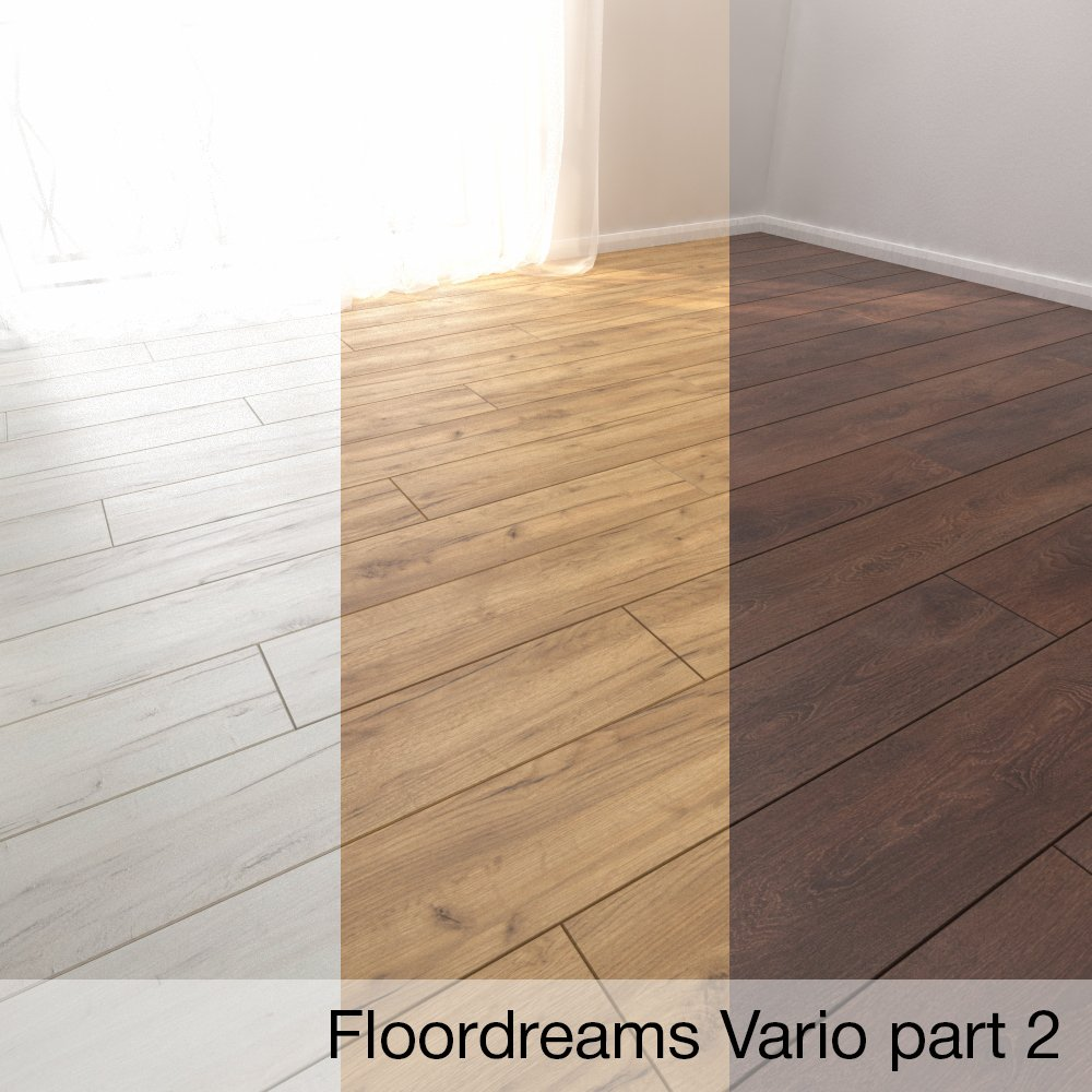 Parquet Floor Floordreams Vario part 2 3D Model in Other 3DExport