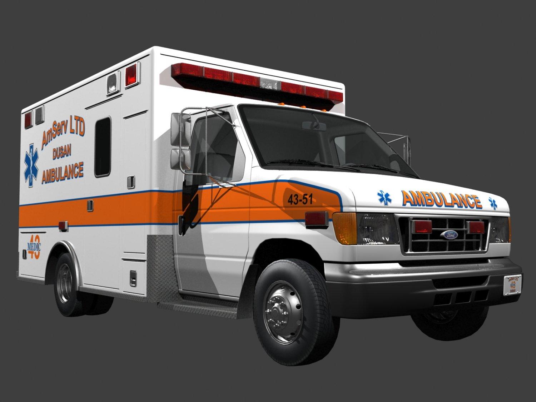 Ambulance 3d models free download obj format | 35+ Absolutely Free