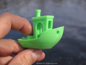 3DBenchy - The jolly 3D printing torture-test 3D Model