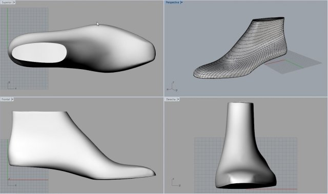 Woman Last Shoe Pack 01 3D Model in Clothing 3DExport