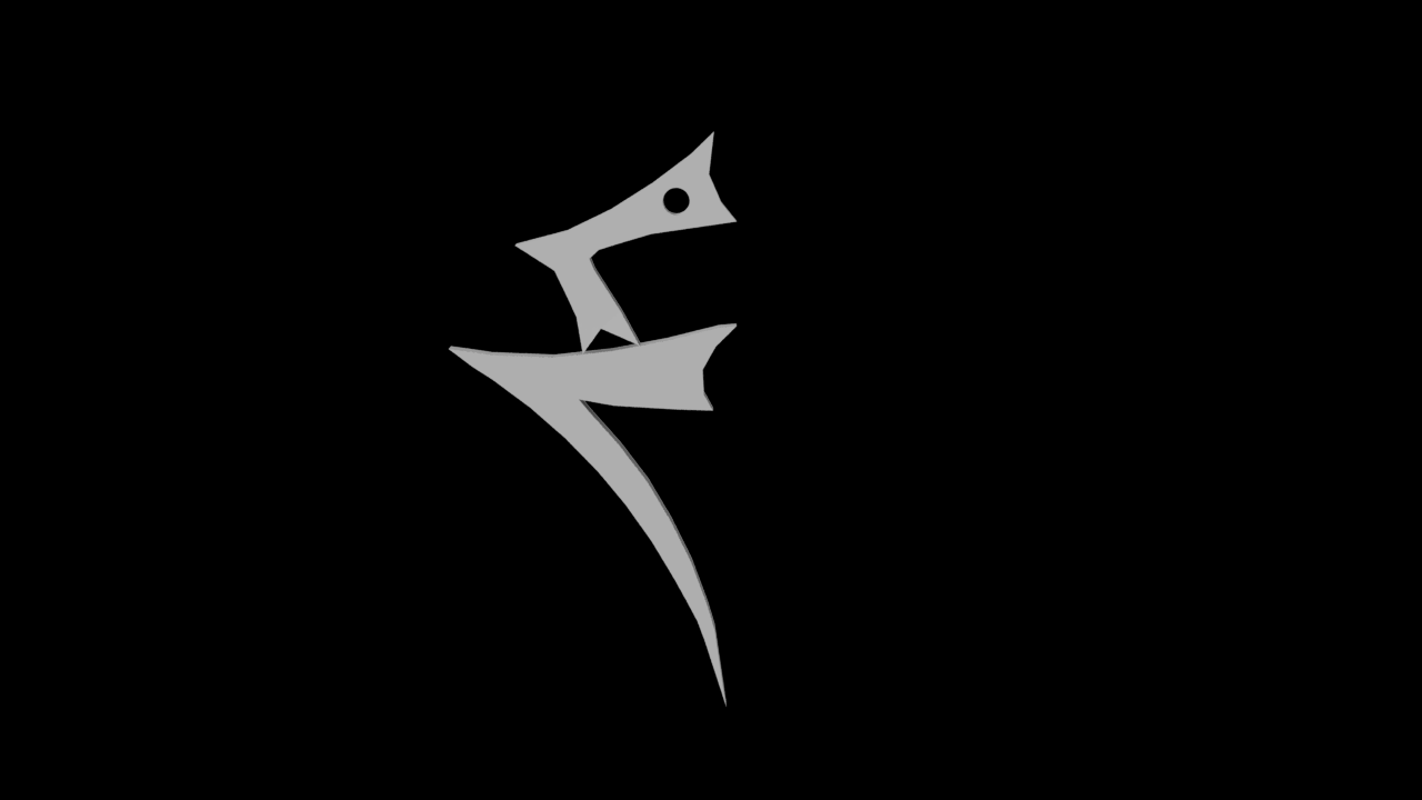 Legacy Of Kain Turel Clan Symbol 3d Print Ready 3d Model In Earrings