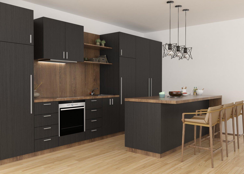 Design kitchen 3D Model in Kitchen 3DExport