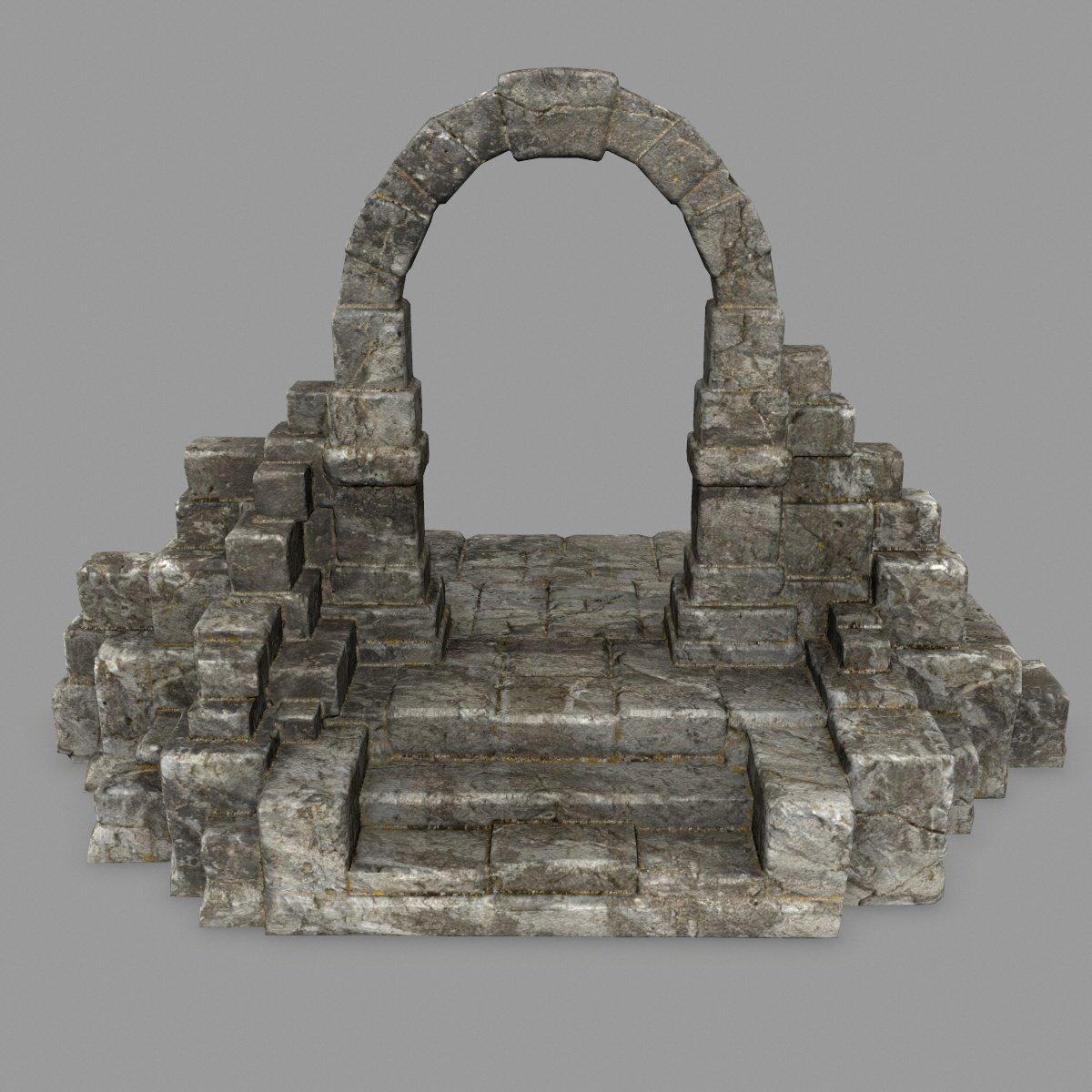Gate 3D Model in Door 3DExport
