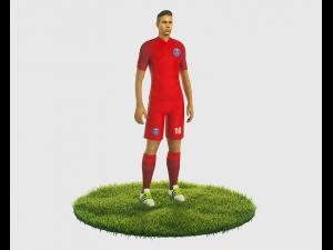 neymar 3D Models - Download 3D neymar Available formats: c4d, max