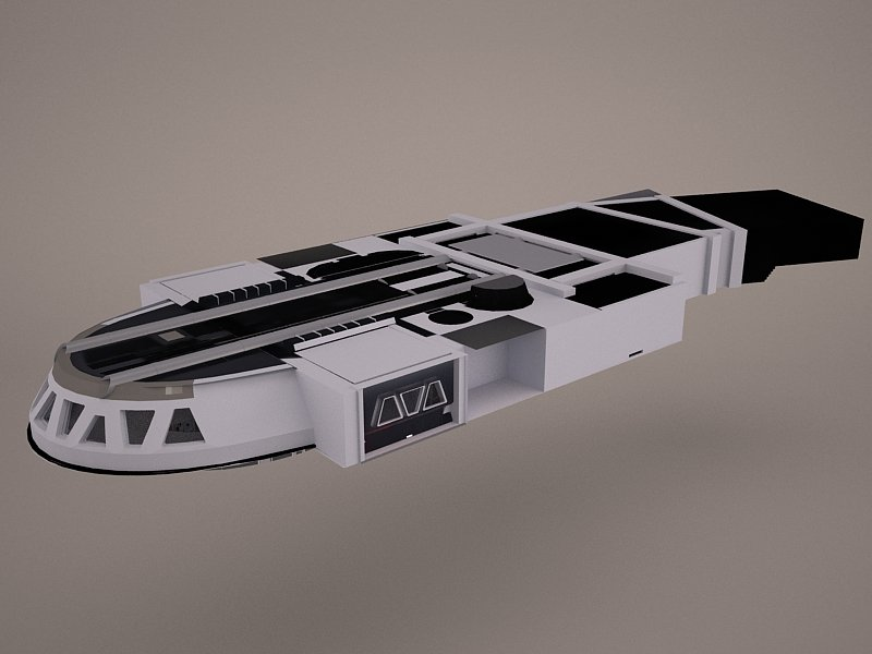 Imperial Star Destroyer Star Wars Free 3D Model in Other 3DExport