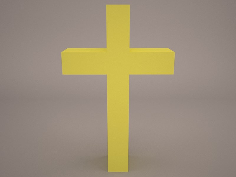 Ankh Symbolic Free 3D Model in Other 3DExport