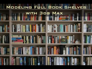 Book Object For 3ds Max