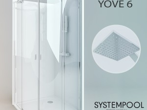 Systempool YOVE 6 3D Modell