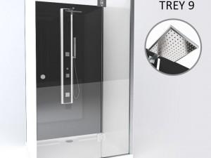 Systempool TREY 9 3D Modell