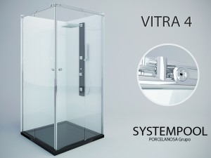 Systempool VITRA 4 3D Modell