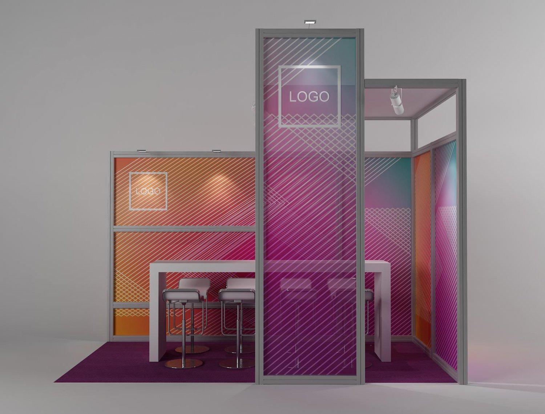 Exhibition Stand 3d Model Free : Exhibition stand octanorm maxima d model in exhibit dexport