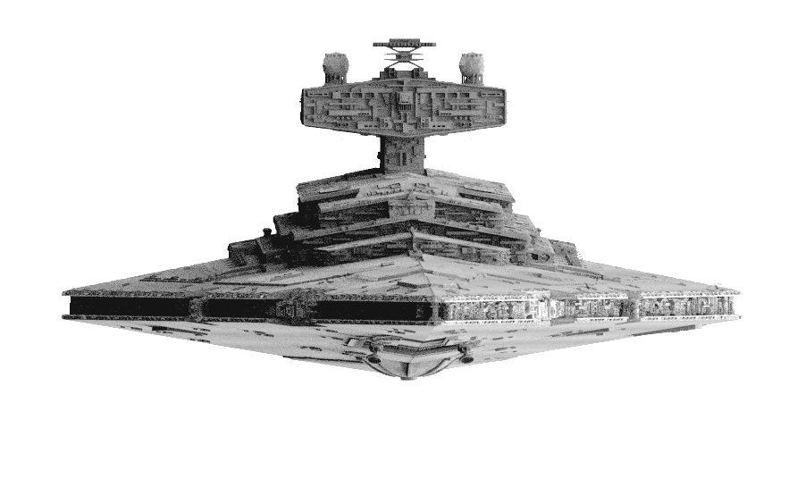 Imperial 1 Class Star Destroyer - Star Wars 3D Model in Fantasy Spacecraft  3DExport