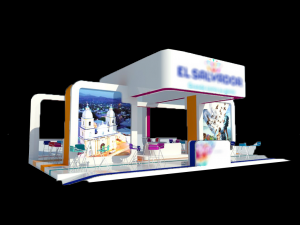 Exhibition Booth Obj : Maya exhibition booth design 3d models download available formats