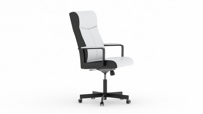 Ikea Millberget Chair 3d Modell In Stuhl 3dexport