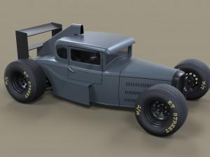 hotrod 3D Models - Download 3D hotrod Available formats: c4d, max