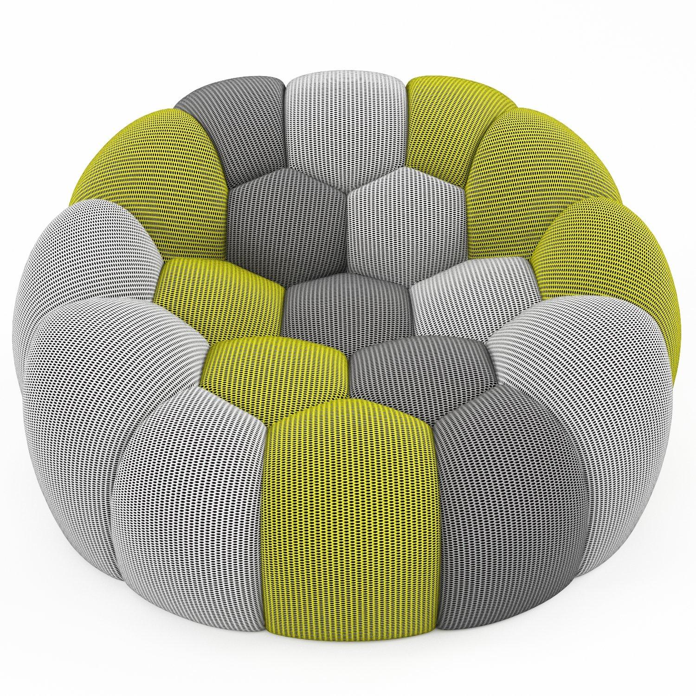 Bubble Sofa Roche Bobois bubble armchair roche bobois 3d model in chair 3dexport