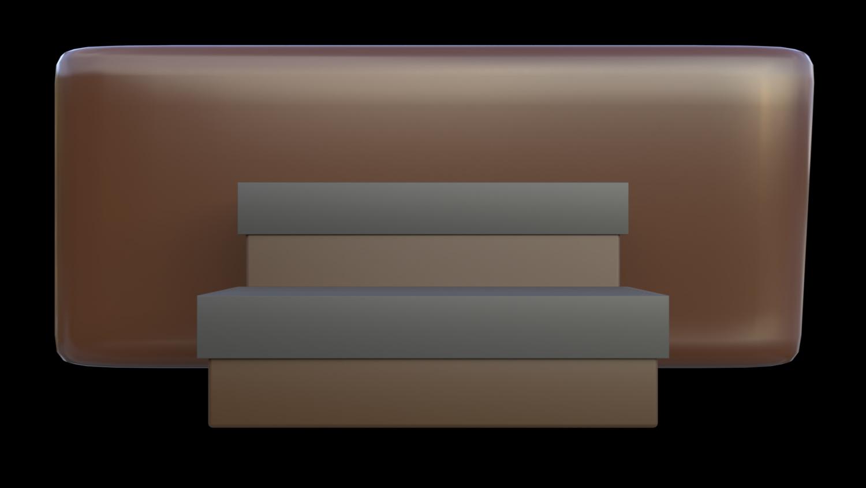 Simple Hot Tub Set 3D Model in Other 3DExport