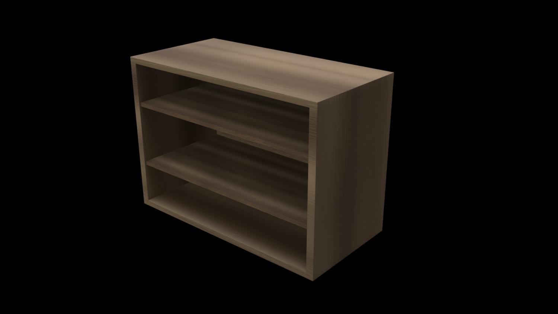 Classroom Bookshelf 3D Model In Shelving 3DExport