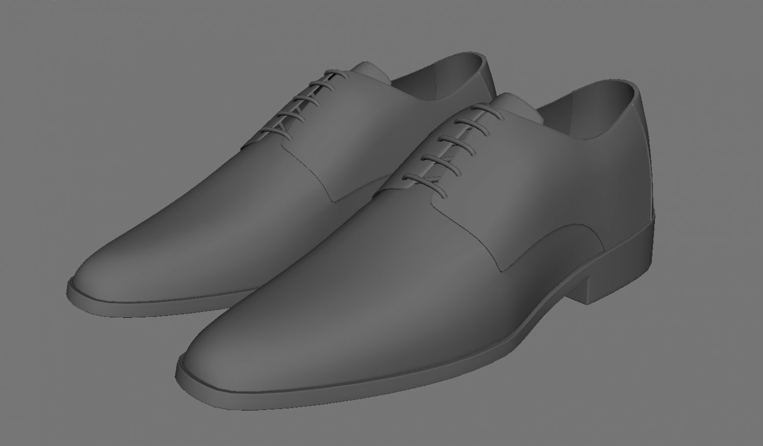 Shoe 3D Model in Clothing 3DExport