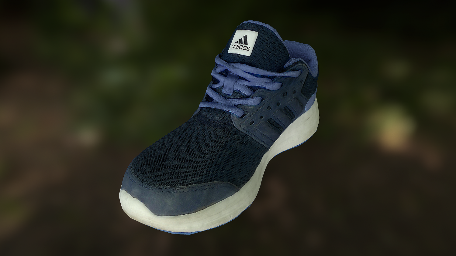 Adidas shoe low poly 3D Model in Clothing 3DExport