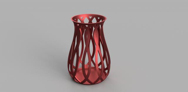 Spiral Vase 3d Model In Decor 3dexport