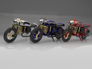 Motorcycle Free 3D Models - Download Motorcycle Free 3D