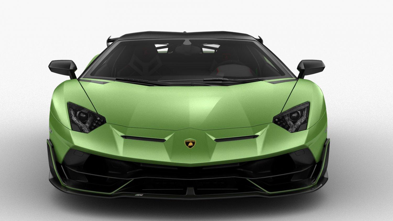 Lamborghini Aventador Svj 2019 Hq Interior 3d Model In Sport Cars