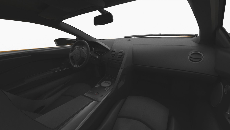 Lamborghini Murcielago Sv 2009 Hq Interior 3d Model In Sport Cars