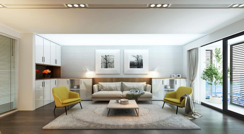 Sat Livingroom Model